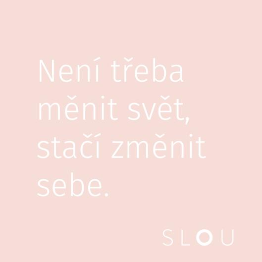 Slou quote